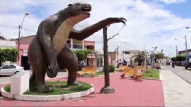 Conheça o museu de feras pré-históricas na cidade de Maravilha