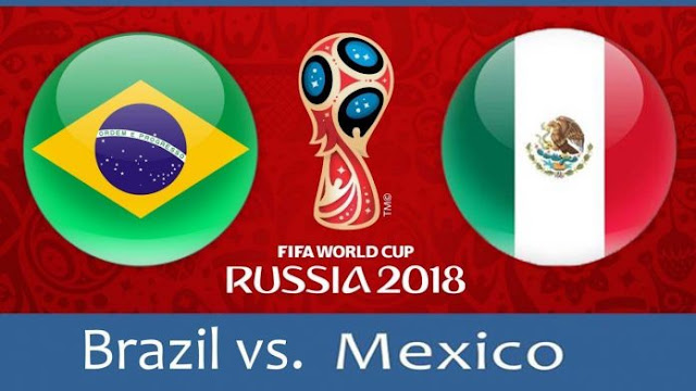 Brazil v Mexico Full Match Replay 02 July 2018