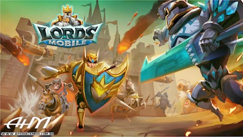 Lords Mobile Apk v1.80 Android