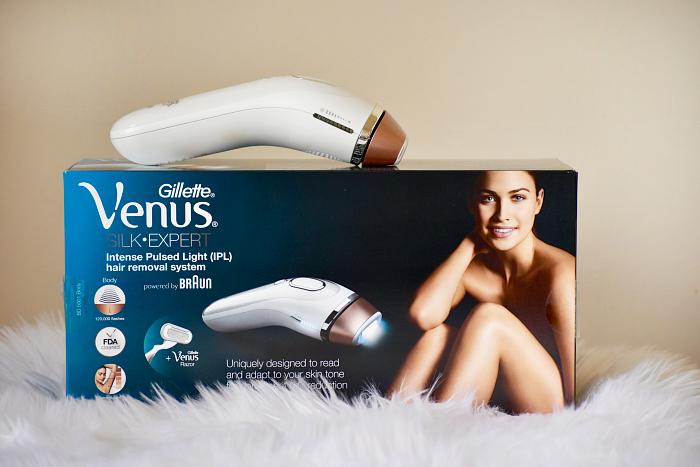 Gillette's Venus Silk-Expert