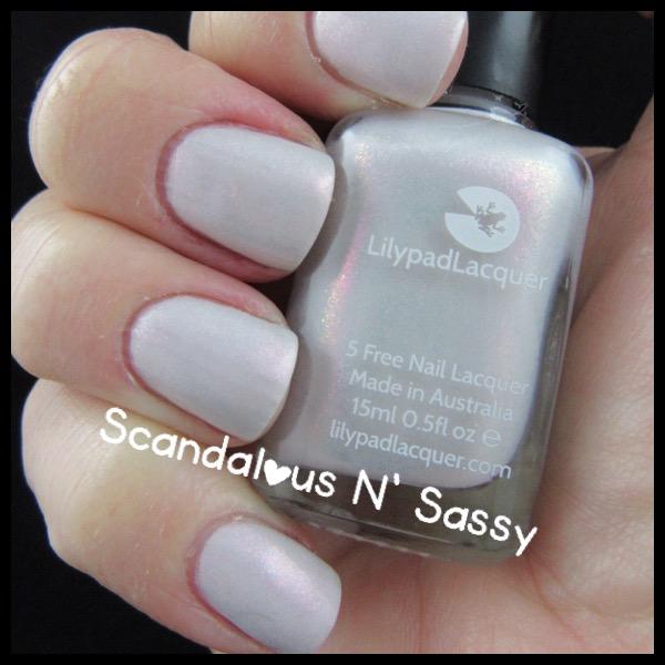 Lilypad Lacquer Saint