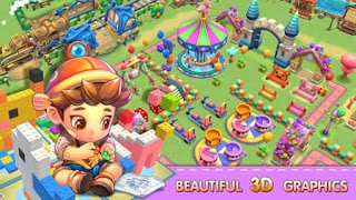 Townkins: Wonderland Village Apk - Free Download Android Game