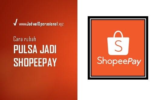 Pulsa Jadi Shopeepay