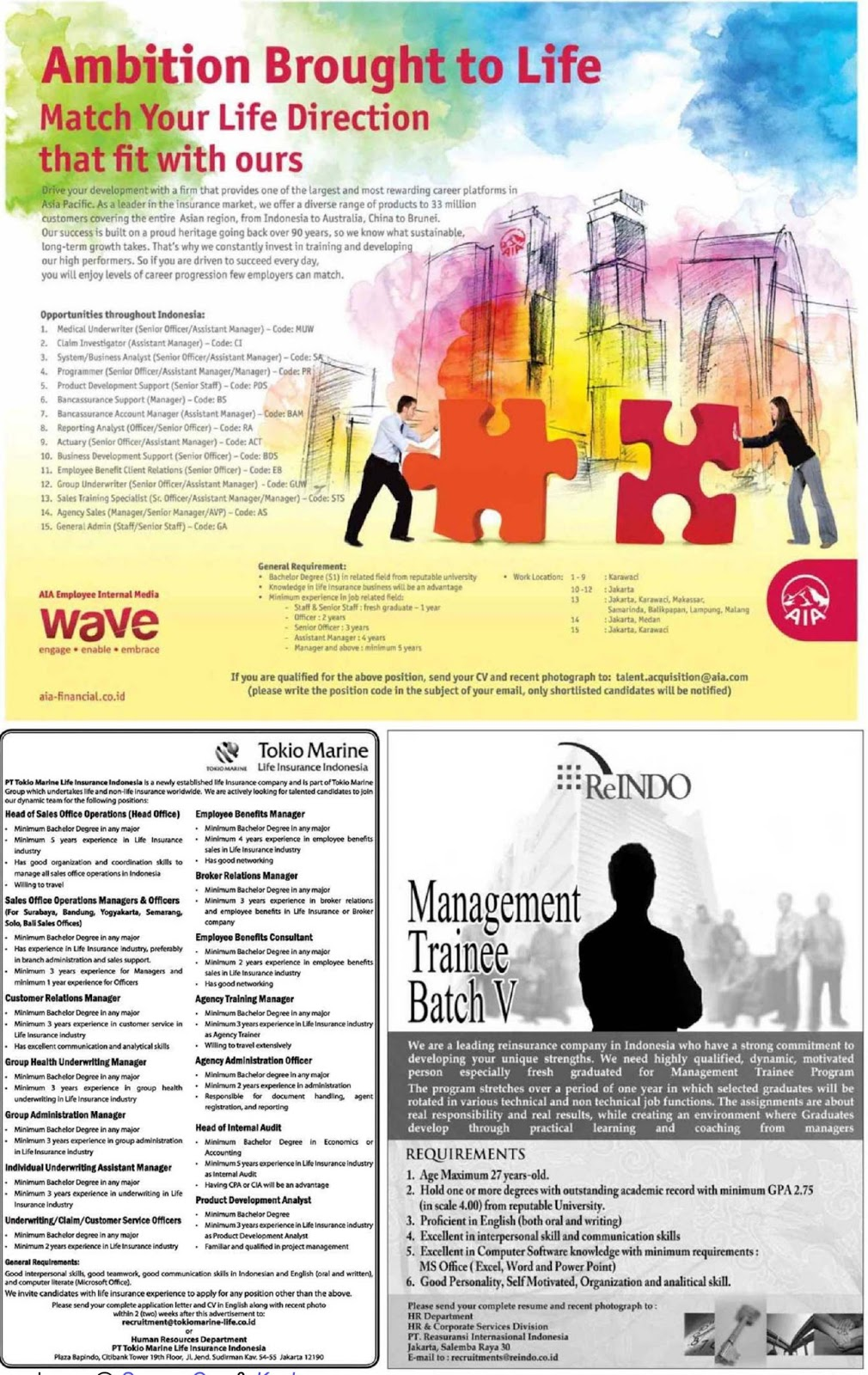 Lowongan Kerja Koran Kompas 8 Situs Lowongan Kerja Terpercaya Di Indonesia Lowongan Kerja Koran Kompas Sabtu 16 Maret 2013 Lowongan Kompas