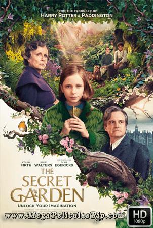 El Jardin Secreto (2020) [1080p] [Latino-Ingles] [MEGA]