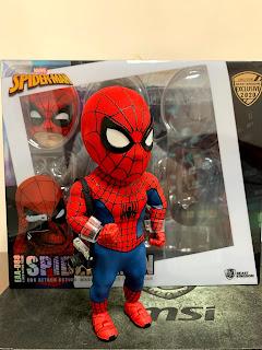 EGG ATTACK ACTION EAA-088 漫威英雄 蜘蛛人 包裝盒