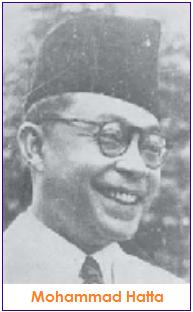 Bapak Koperasi Indonesia Moh.Hatta