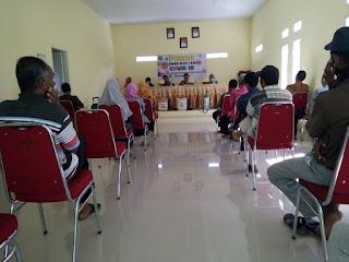 Brigpol Jamaluddin Hadiri Rapat Terbatas Pembentukan Relawan Covid-19