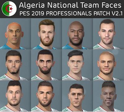 PES2019 Professionals Patch V2.1 Season 2019/2020