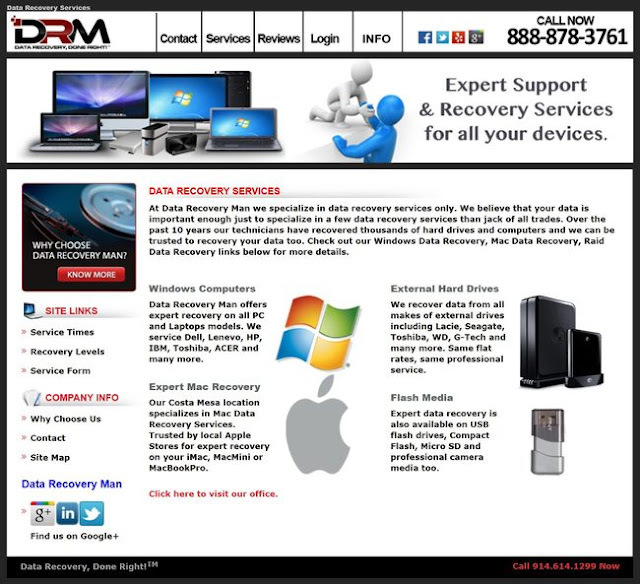 Data Recovery Man