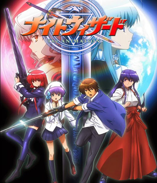 Download Night Wizard Subtitle Indonesia (Complete)