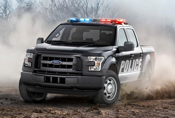 Ford F-150 Special Service Vehicle