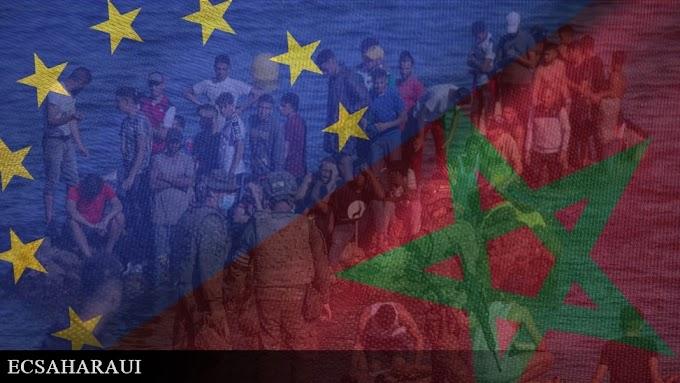 El Parlamento Europeo votará esta tarde si condena o no Marruecos por usar la inmigración como presión política contra un estado miembro.