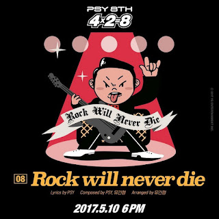 Psy – Rock Will Never Die