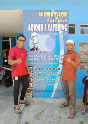 Kontak Sakinah Aqiqah Surabaya