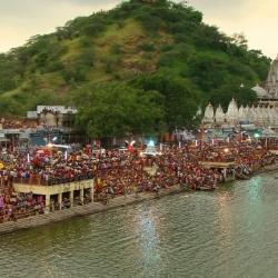 Gaib Sagar Lake Dungarpur Rajasthan
