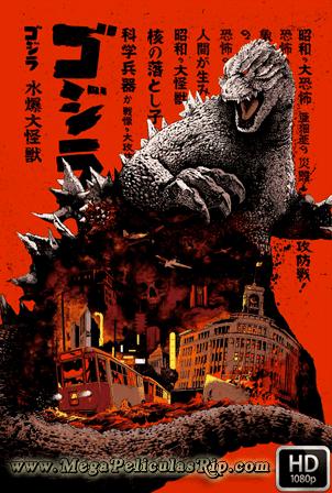 Godzilla (1954) [1080p] [Castellano-Japones] [MEGA]