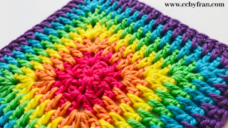 crochet coaster free pattern