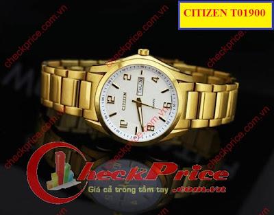 đồng hồ đeo tay citizen