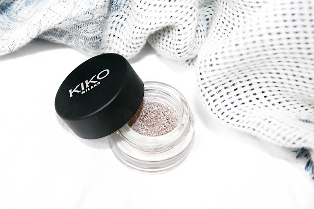 Katherine Penney Chic new beauty makeup eyeshadow cream KIKO review first impressions