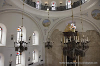 The Hurva Synagogue (Jerusalem, The Old City)