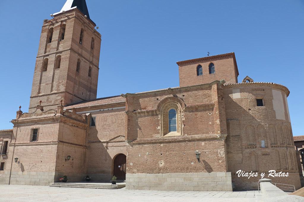 Iglesia de San Nicolás de Madrigal de las Altas Torres
