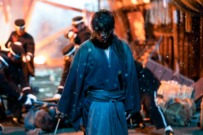 Rurouni Kenshin Final Chapter (The Final / The Beginning) live-action film