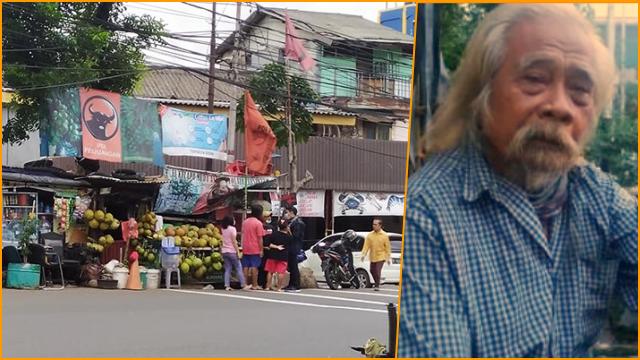 Tetangga 'Gelandangan' yang Ditemui Risma: Dia Orang Kaya, Punya Rumah, Dagang Kursi, Dagang Kelapa