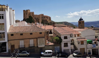 Castillo de Yeste. España.