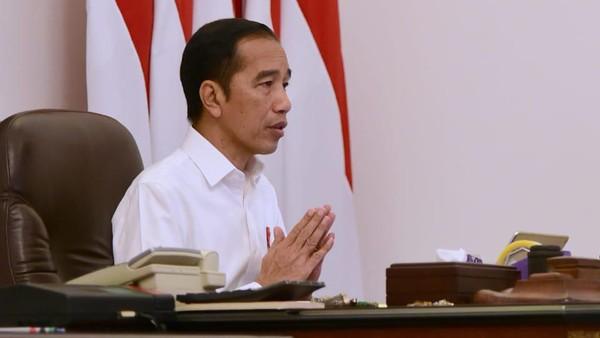 Cegah Corona, Jokowi Hentikan Sementara Kunjungan dan Transit WNA ke RI