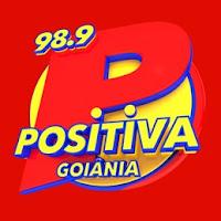 Rádio Positiva FM 98,9 de Goiânia GO