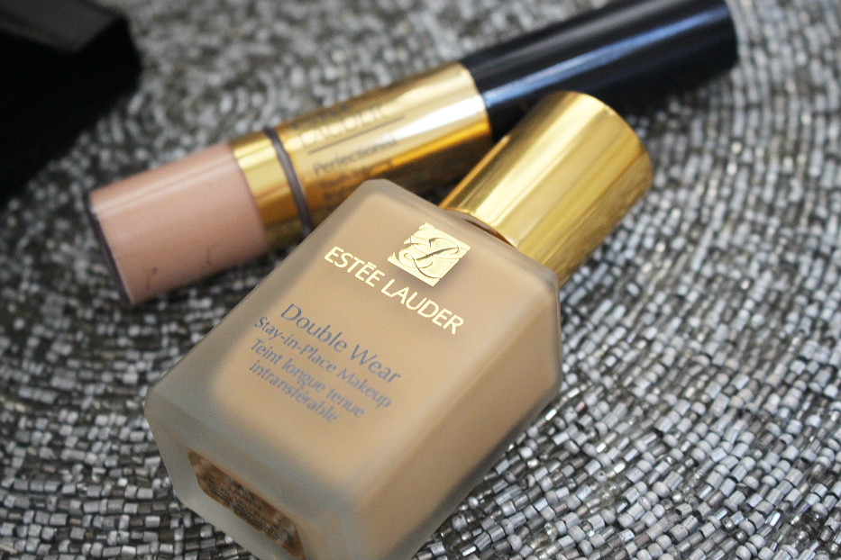 estee lauder double wear stay in place tawny swatch review