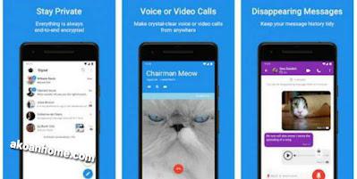 تحميل سيجنال للايفون Singal أحدث إصدار برابط مباشر iOS 2021