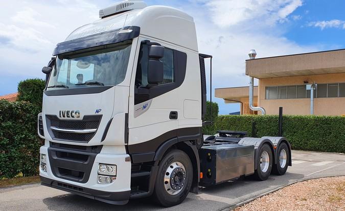 Recorde: IVECO vende 100 caminhões movidos a gás para empresa argentina