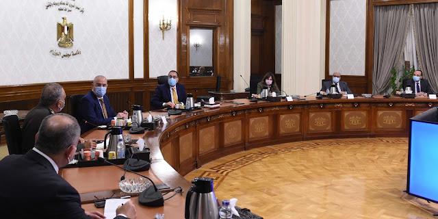 رئيس الوزراء يتابع خطوات تطوير عواصم المحافظات والمدن الكبرى ومشروعات إحياء القاهرة التاريخية