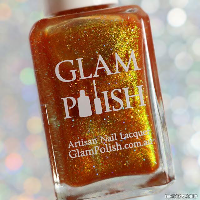 Glam Polish-Ares