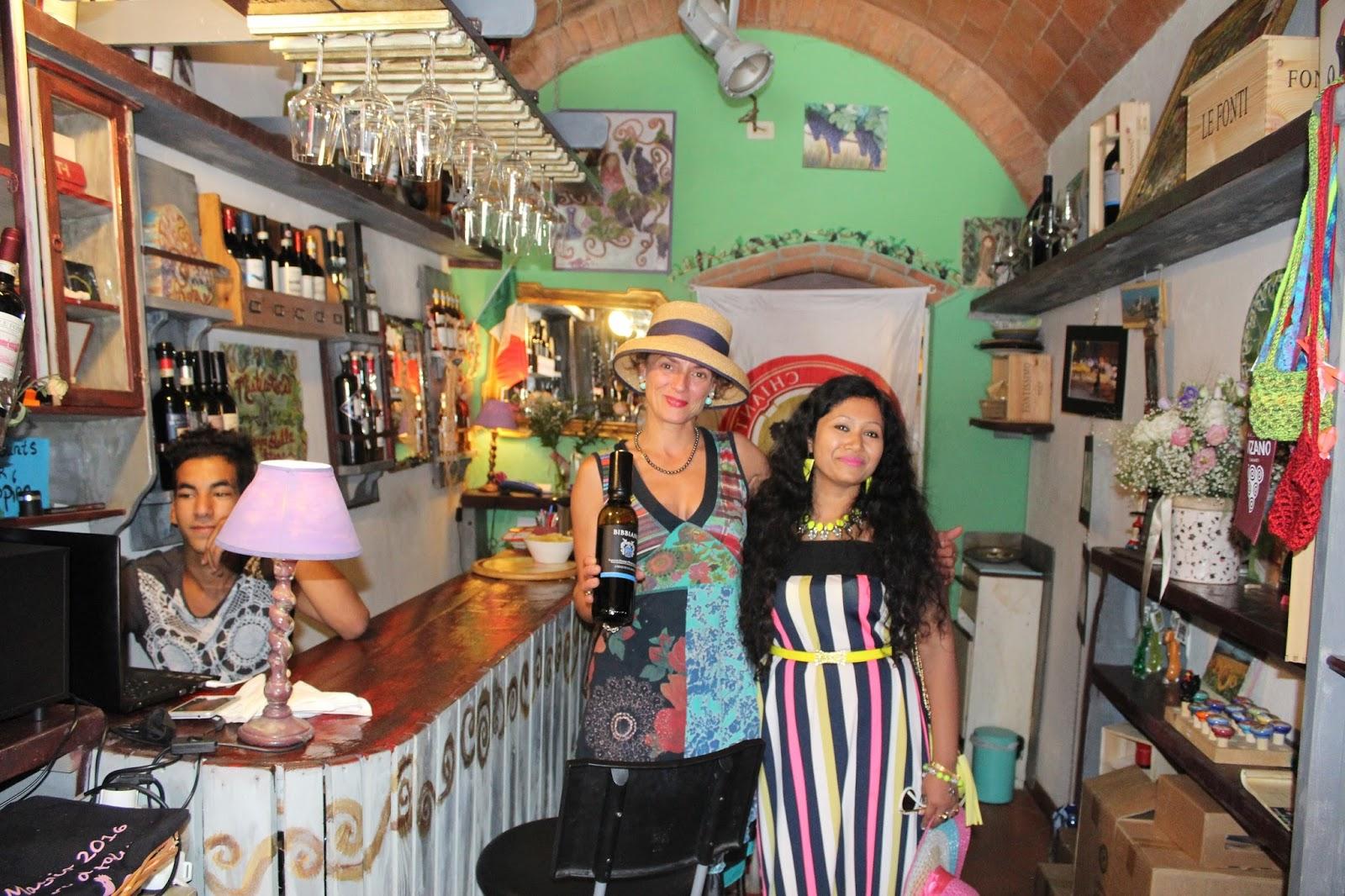 panazano italy wine festival