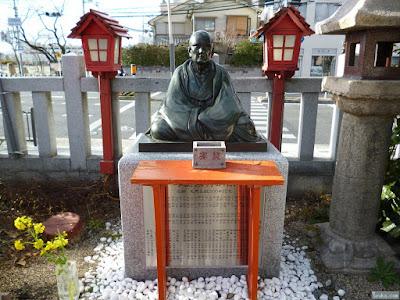 淀川神社与謝蕪村