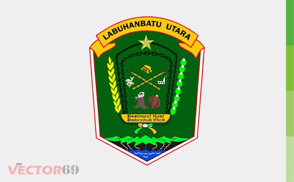 Kabupaten Labuhanbatu Utara Logo - Download Vector File CDR (CorelDraw)