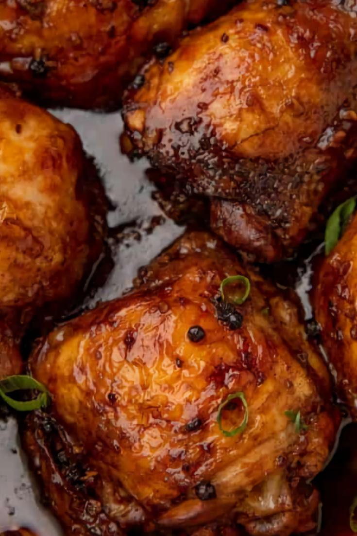 Filipino Adobo Chicken Recipe