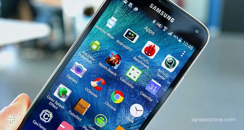 Menjalankan aplikasi android di tizen