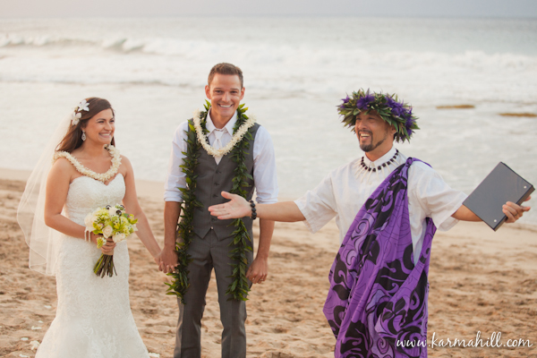 Maui, Hawaii Wedding by Simple Maui Wedding