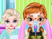 لعبة دكتور الاطفال