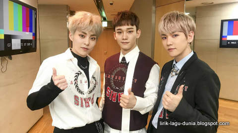 Lirik Lagu EXO CBX - Cry (OST Final Life)