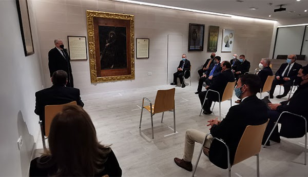 El Consejo de Sevilla cierra su sede de San Gregorio por un positivo en Covid