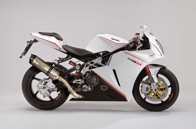 Bimota DB11VLX - Supercharged