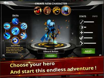 Game Aksi Offline Paling Seru: Stickman Legends APK
