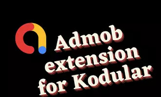 Admob extension for Kodular