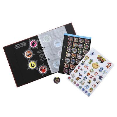 TOYS : JUGUETES - YO-KAI WatchÁlbum de Colección Medallium Producto Oficial 2016 | Hasbro B5945 | A partir de 4 años Comprar en Amazon España