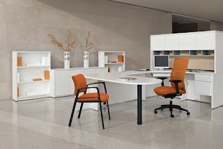 Global Genoa Executive Furniture